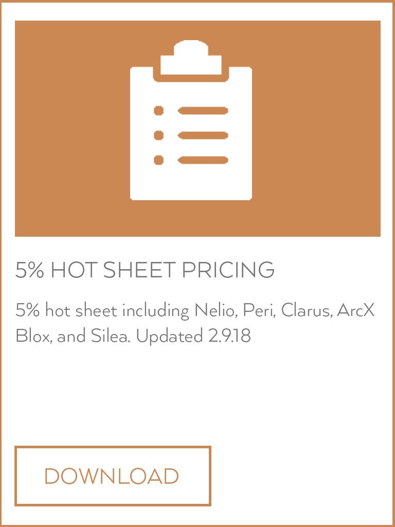 5% Hot Sheet