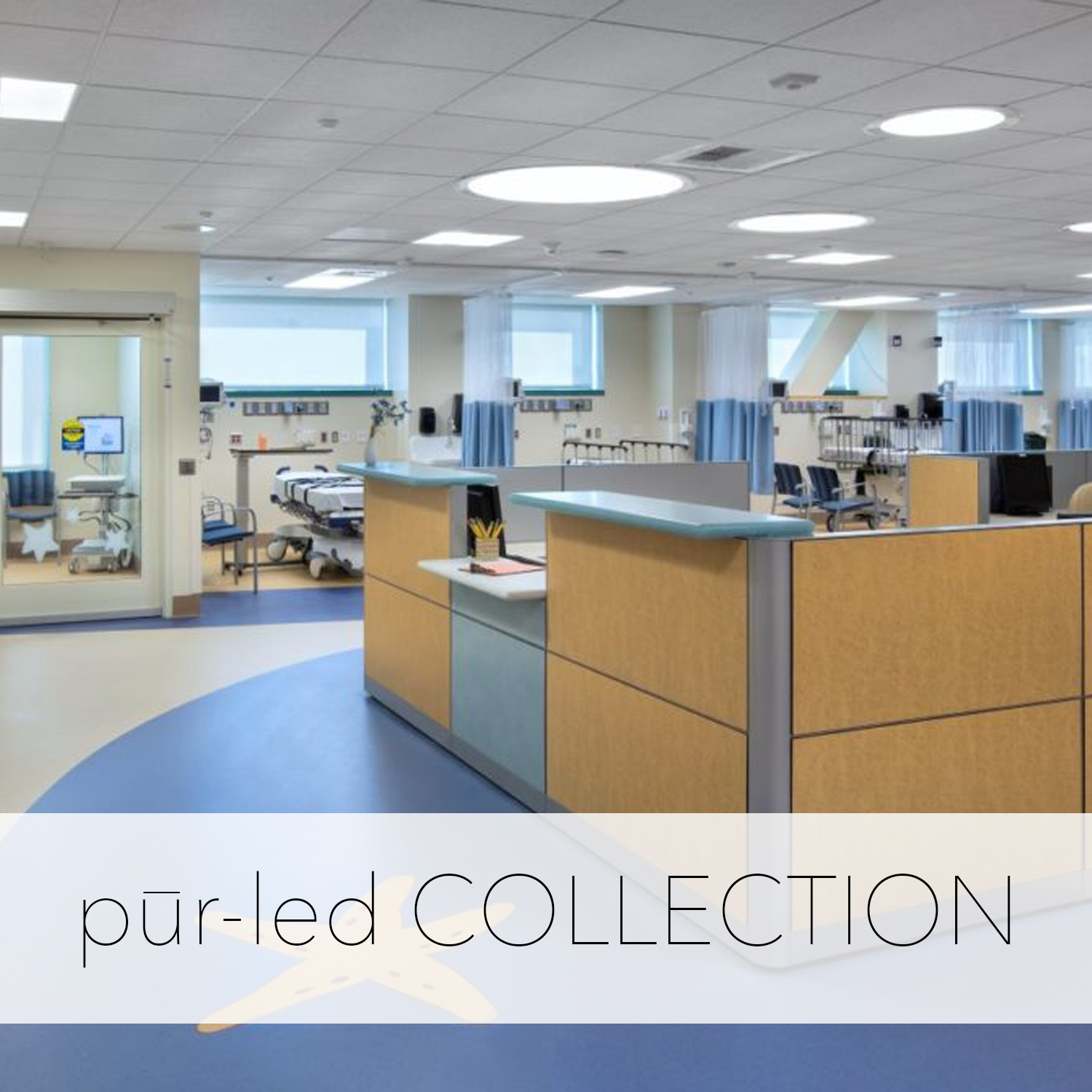 PUR-LED DISINFECTING LIGHTING AT PMC LIGHTING