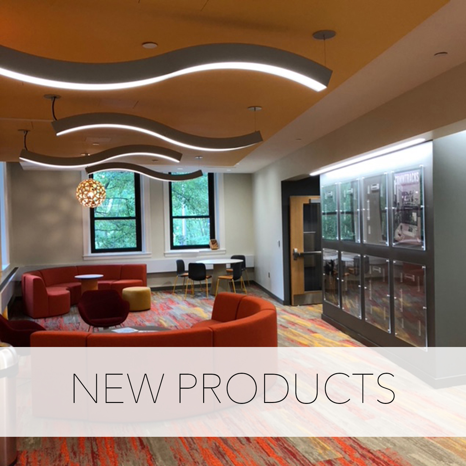 new products at PMC lighting